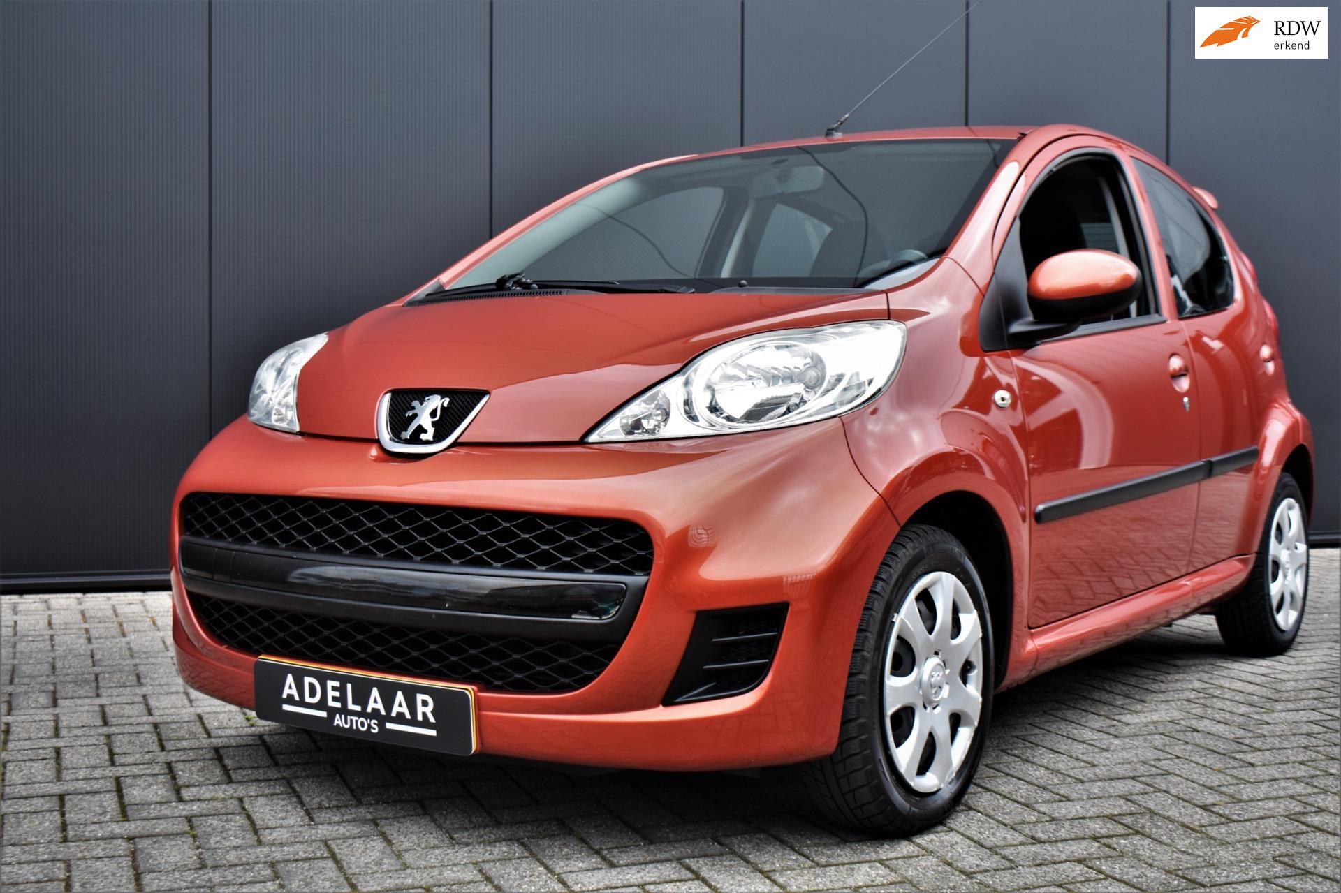 Peugeot 107 occasion - Car Gallery de Adelaar