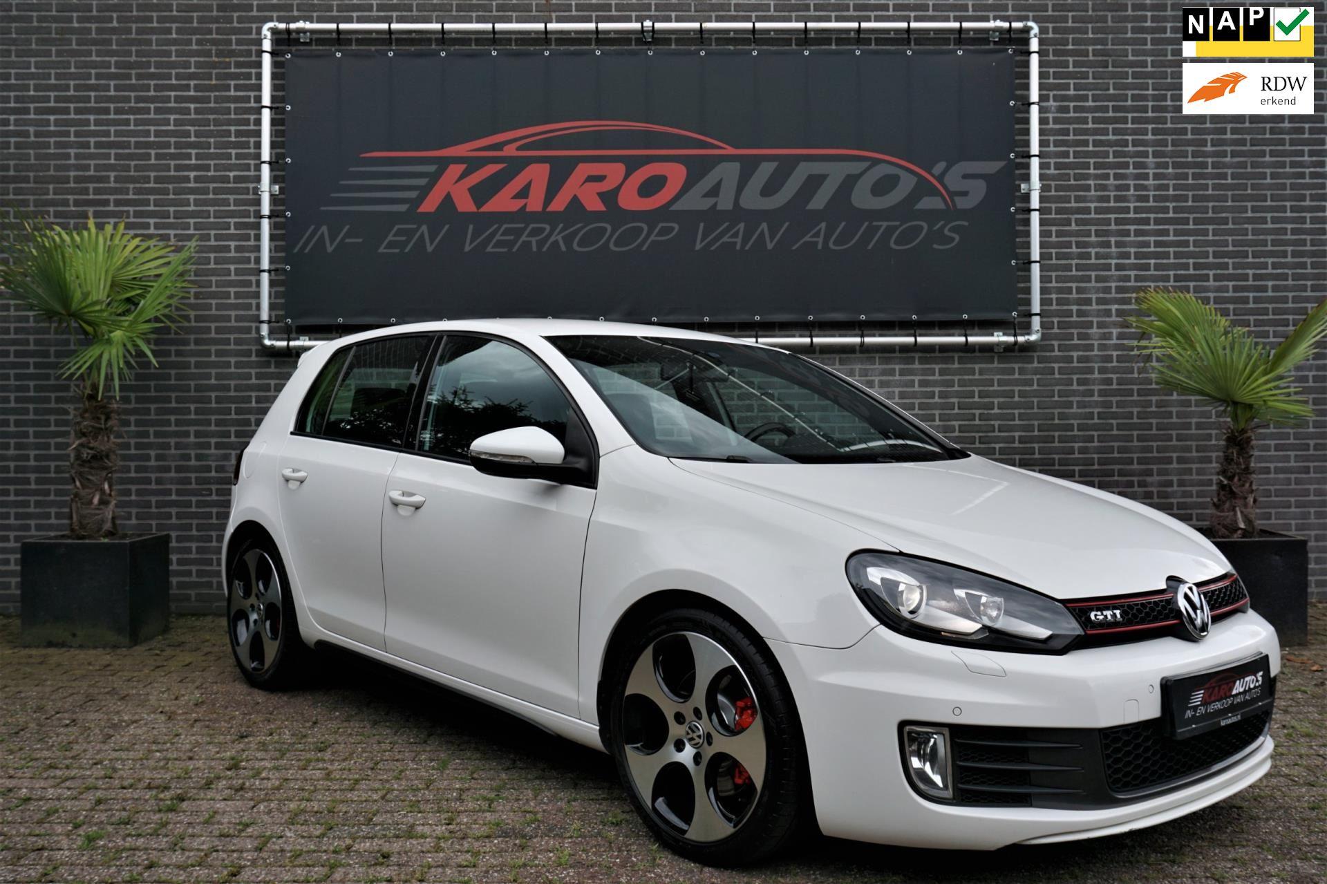 Volkswagen Golf occasion - KARO Auto's