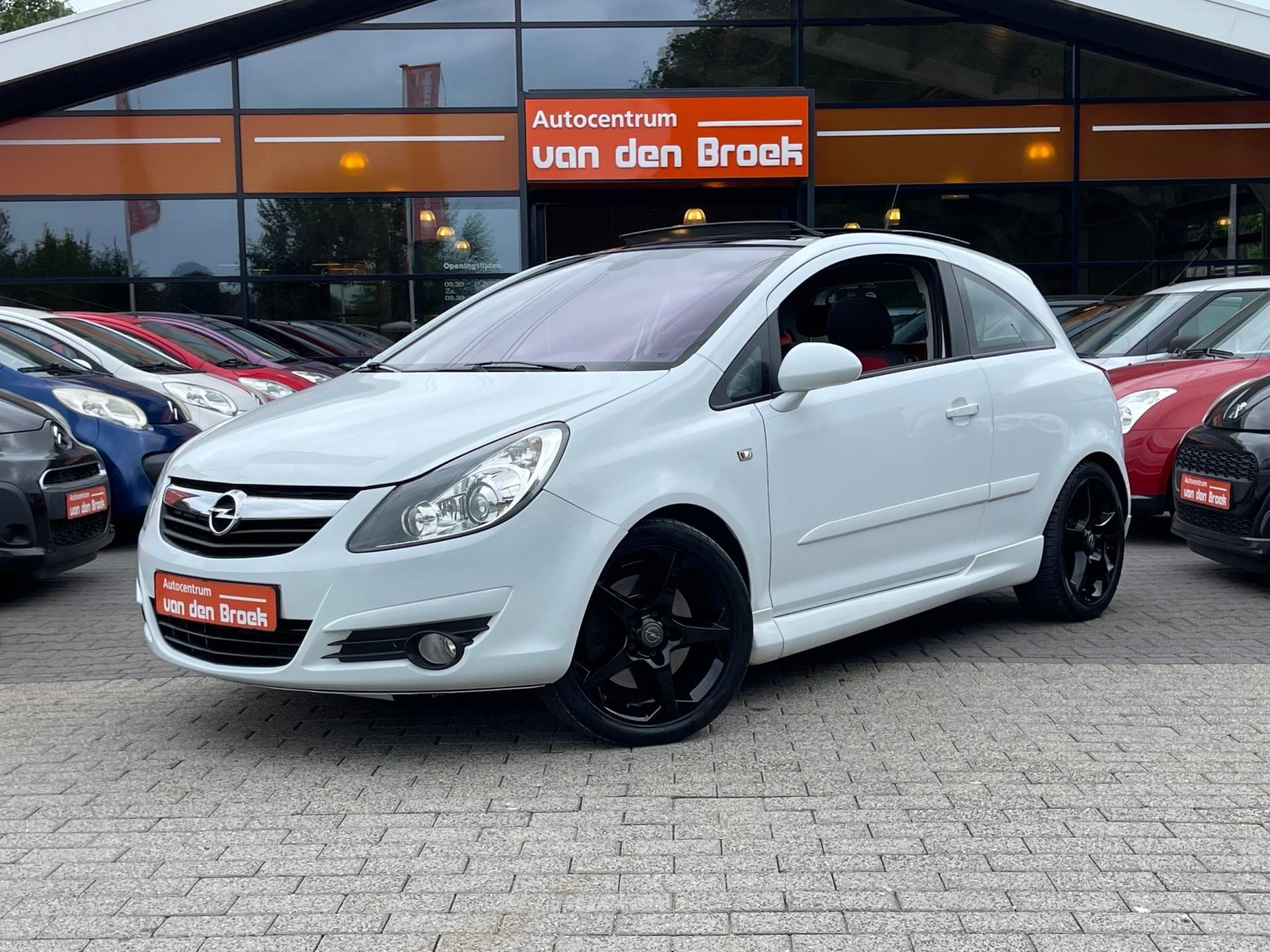 Opel Corsa occasion - AutoCentrum A. van Den Broek