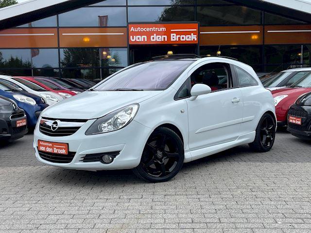 Opel Corsa 1.6 GSI 150PK Panoramadak Climate Ctr Cruise Ctr Elec PAkket Nieuwe Apk