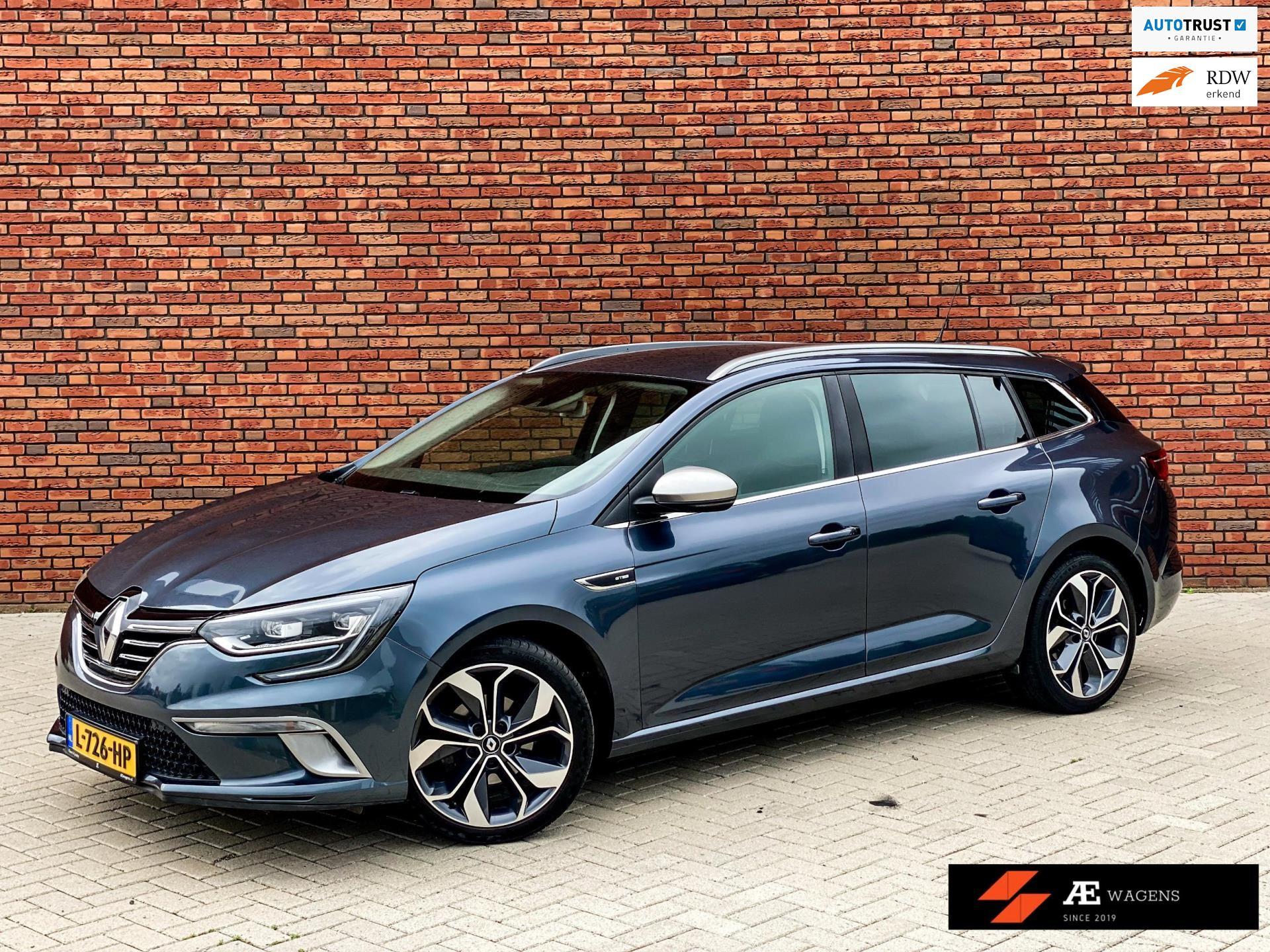 Renault Mégane Estate occasion - AE Wagens