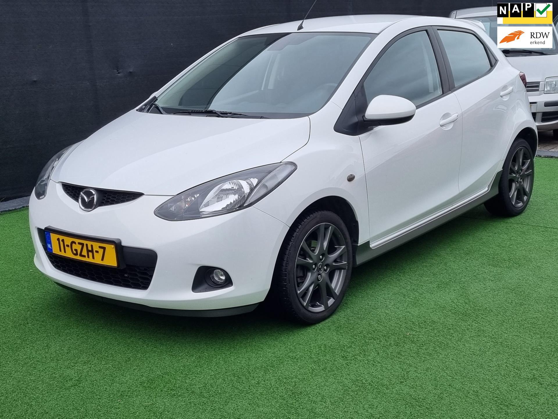 Mazda 2 occasion - Autohuis Zeewolde