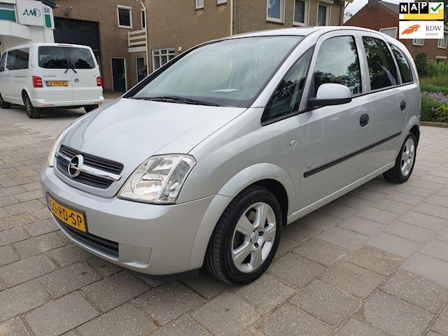 Opel Meriva 1.6-16V Maxx Cool Hoge zit Lage km stand. Airco.Elektr pakket.LM Velgen Apk tot 18-06-2022