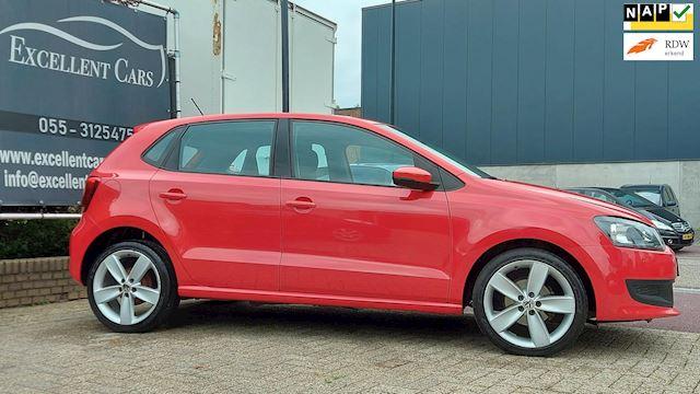 Volkswagen Polo 1.2 Style Airco/Sportvelgen/5-Drs/Nw.APK