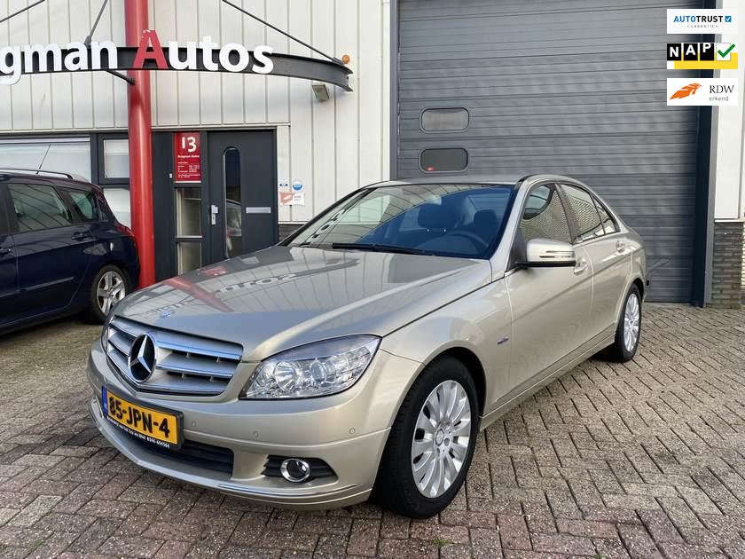 Mercedes-Benz C-klasse occasion - Brugman Auto's
