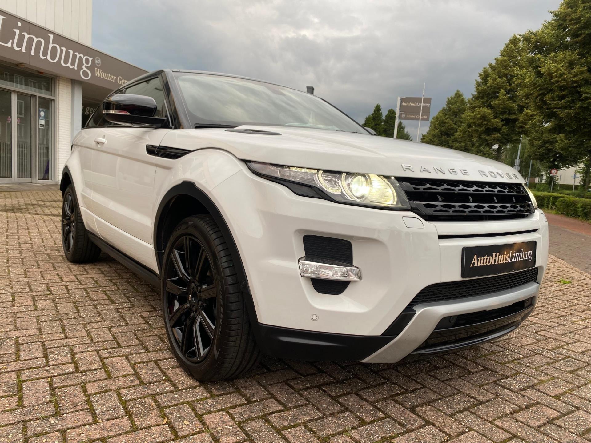Land Rover Range Rover Evoque Coupé occasion - AutoHuisLimburg
