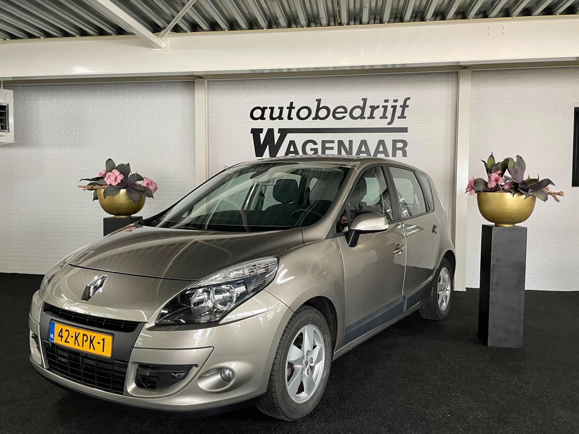 Renault Scénic occasion - Autobedrijf Wagenaar