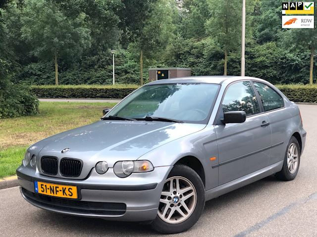 BMW 3-serie Compact occasion - Autohandel Honing