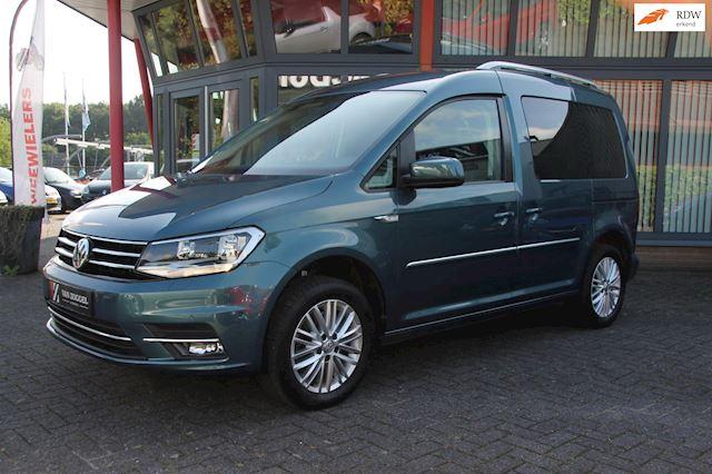 Volkswagen CADDY 1.4 tsi Highline / Camera / Airco/Zonnedak? enzv