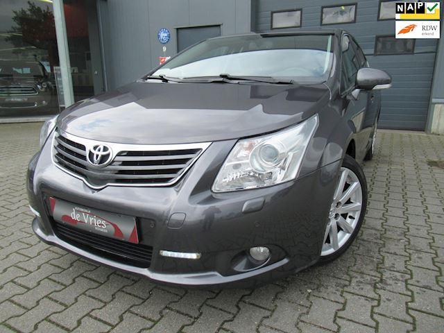 Toyota Avensis 2.0 VVTi Business Automaat / Leder / Clima / Cruise / Pdc / Lmv / Xenon / Keyless / Stoelverw.