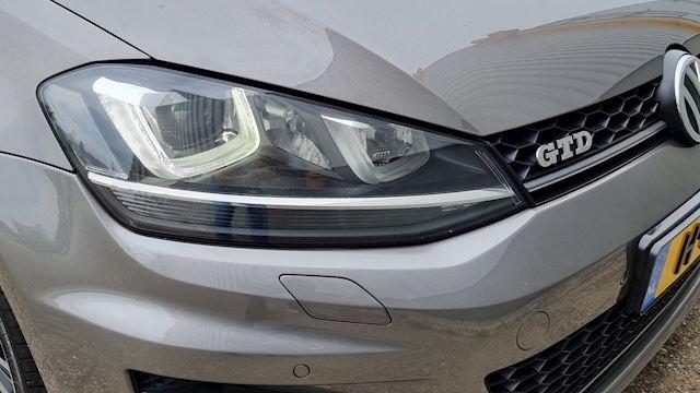 Volkswagen Golf 2.0 TDI GTD Navi Leer 19 inch velgen