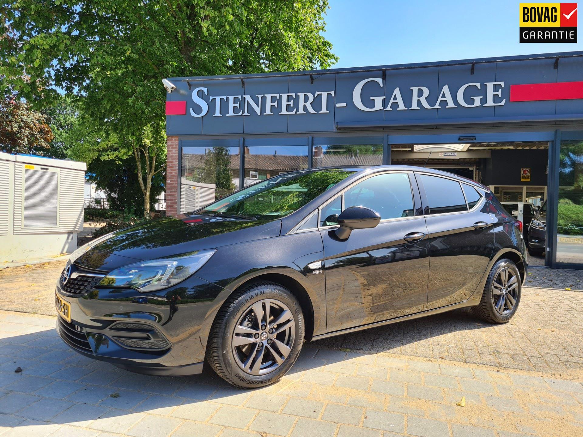 Opel Astra occasion - Stenfert-Garage