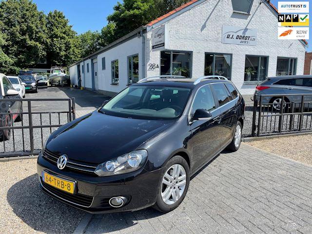 Volkswagen Golf Variant occasion - U.J. Oordt Auto's
