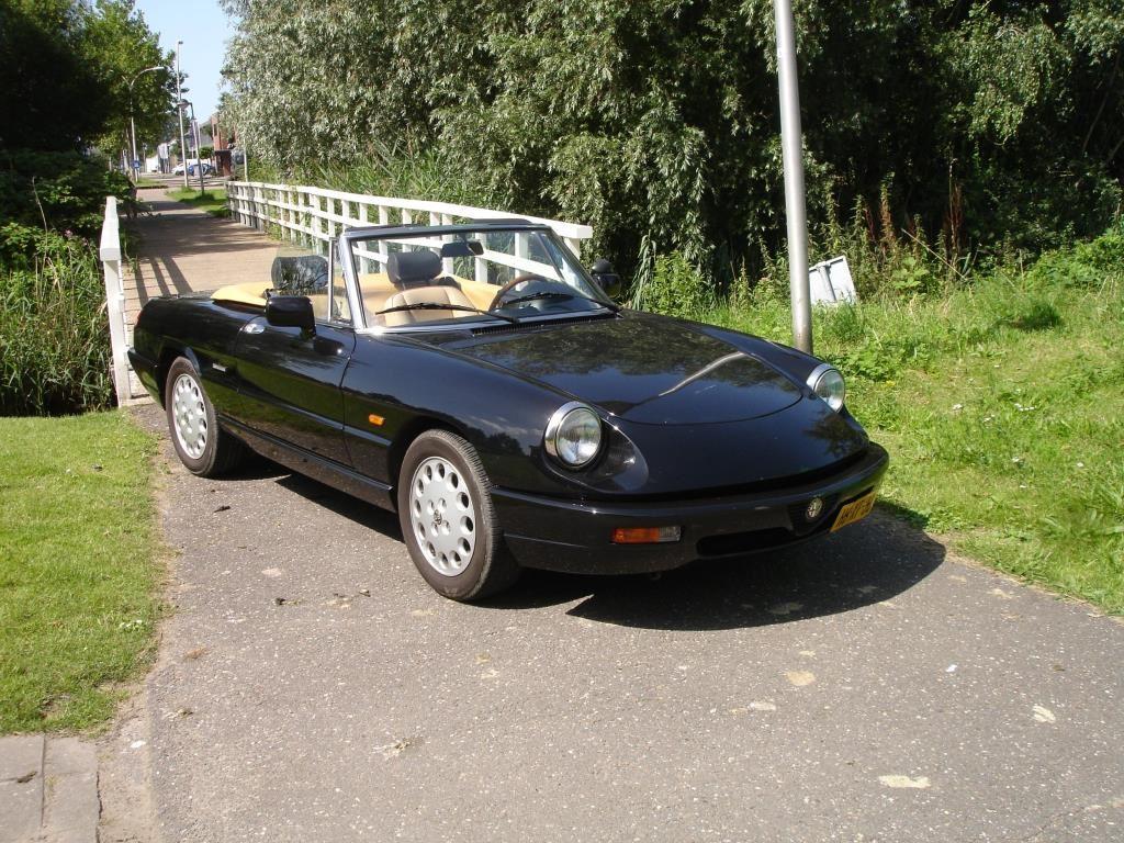 Alfa Romeo Spider occasion - Auto Roméo