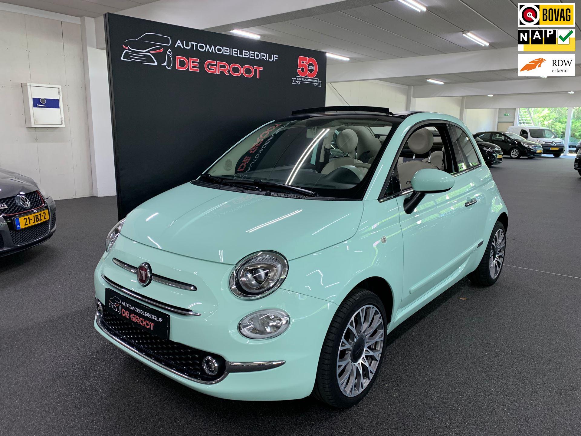 Fiat 500 occasion - Automobielbedrijf de Groot
