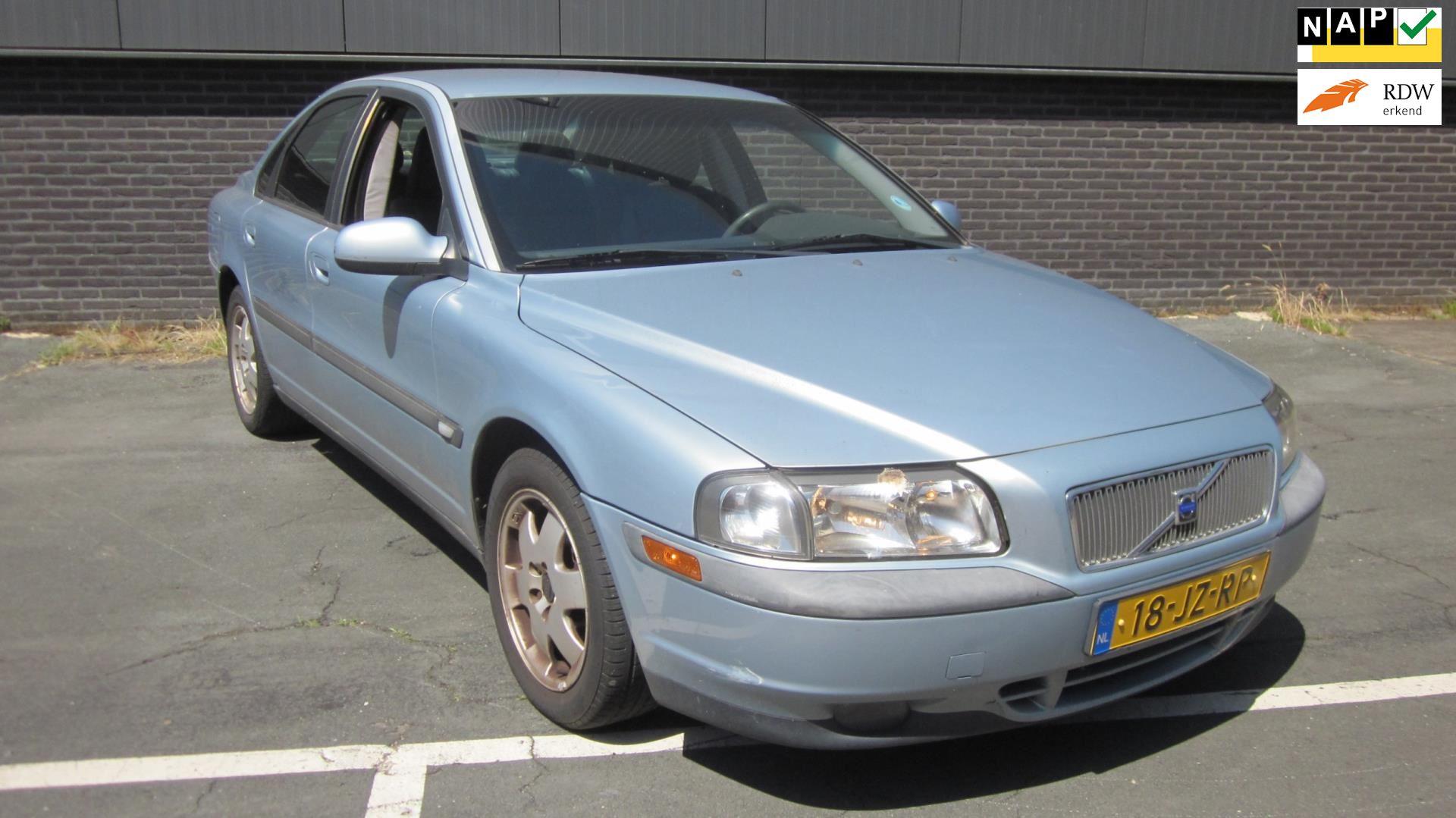 Volvo S80 occasion - Flex Cars Zwaag