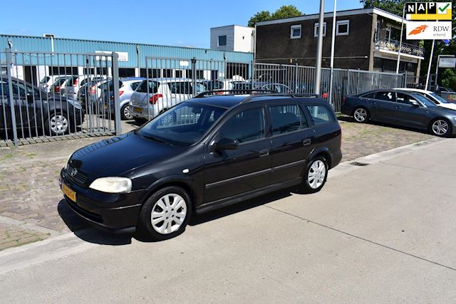Opel Astra Wagon 1.6-16V Comfort