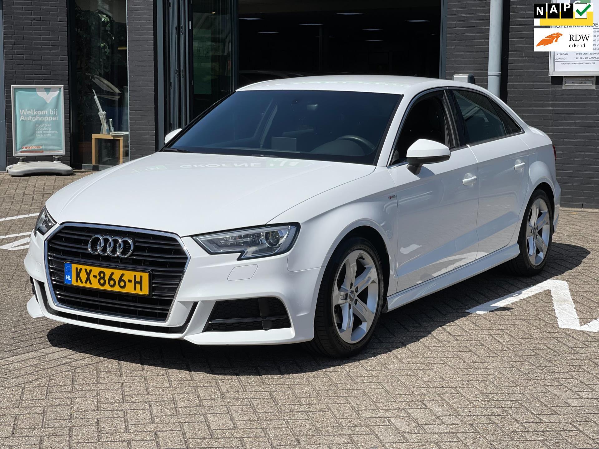 Audi A3 Limousine occasion - Groene Hart Auto's