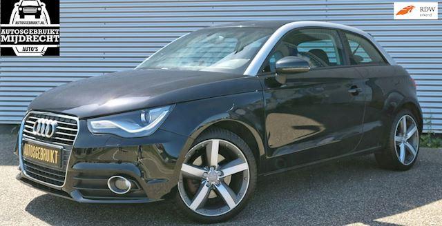 Audi A1 1.4 TFSI Ambition / Automaat / Airco / xenon / Stoelverwarming / 17'' velgen