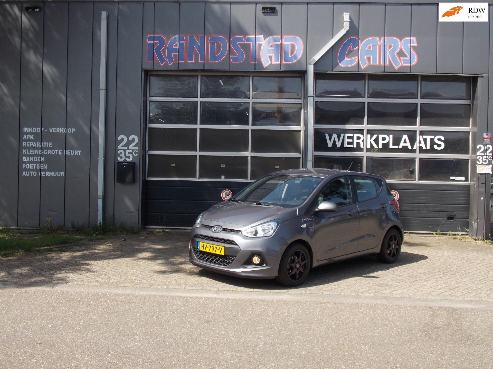 Hyundai I10 occasion - Randstad Cars