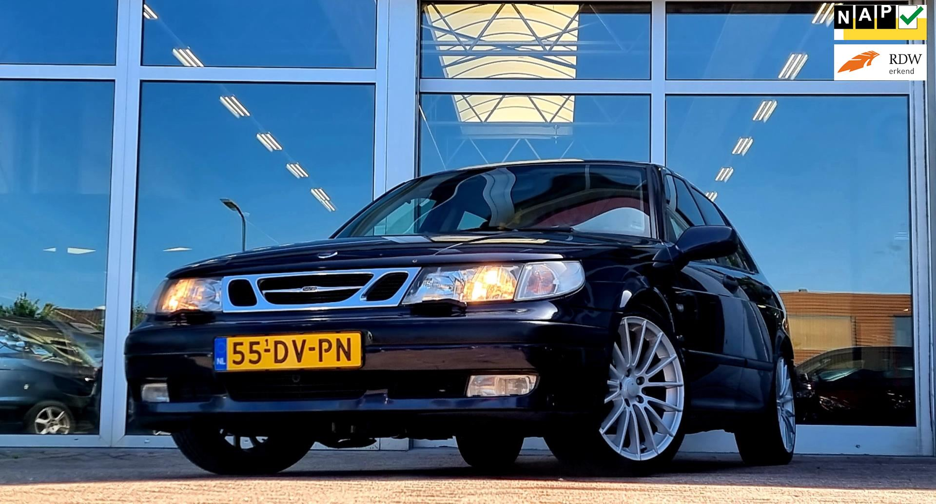Saab 9-5 occasion - van den Boog Automotive
