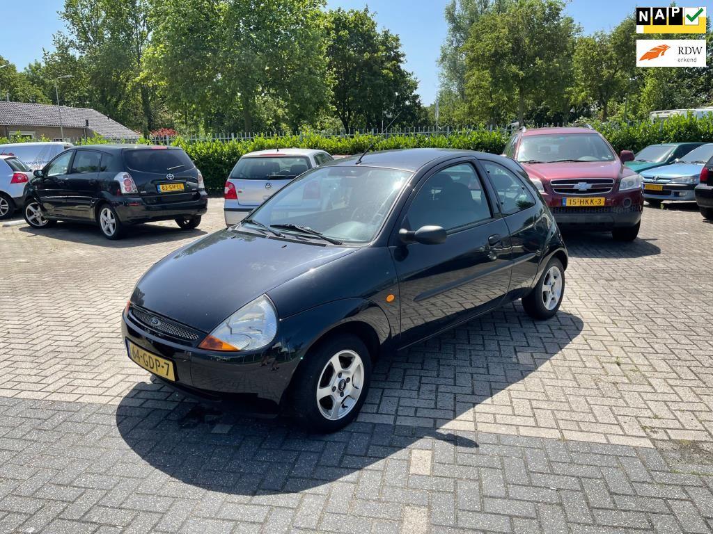 Ford Ka occasion - Autobedrijf A Van Esch