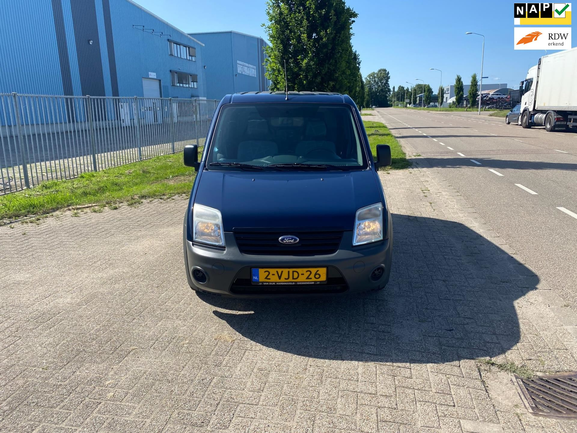 Ford Transit Connect occasion - Riffi Auto's