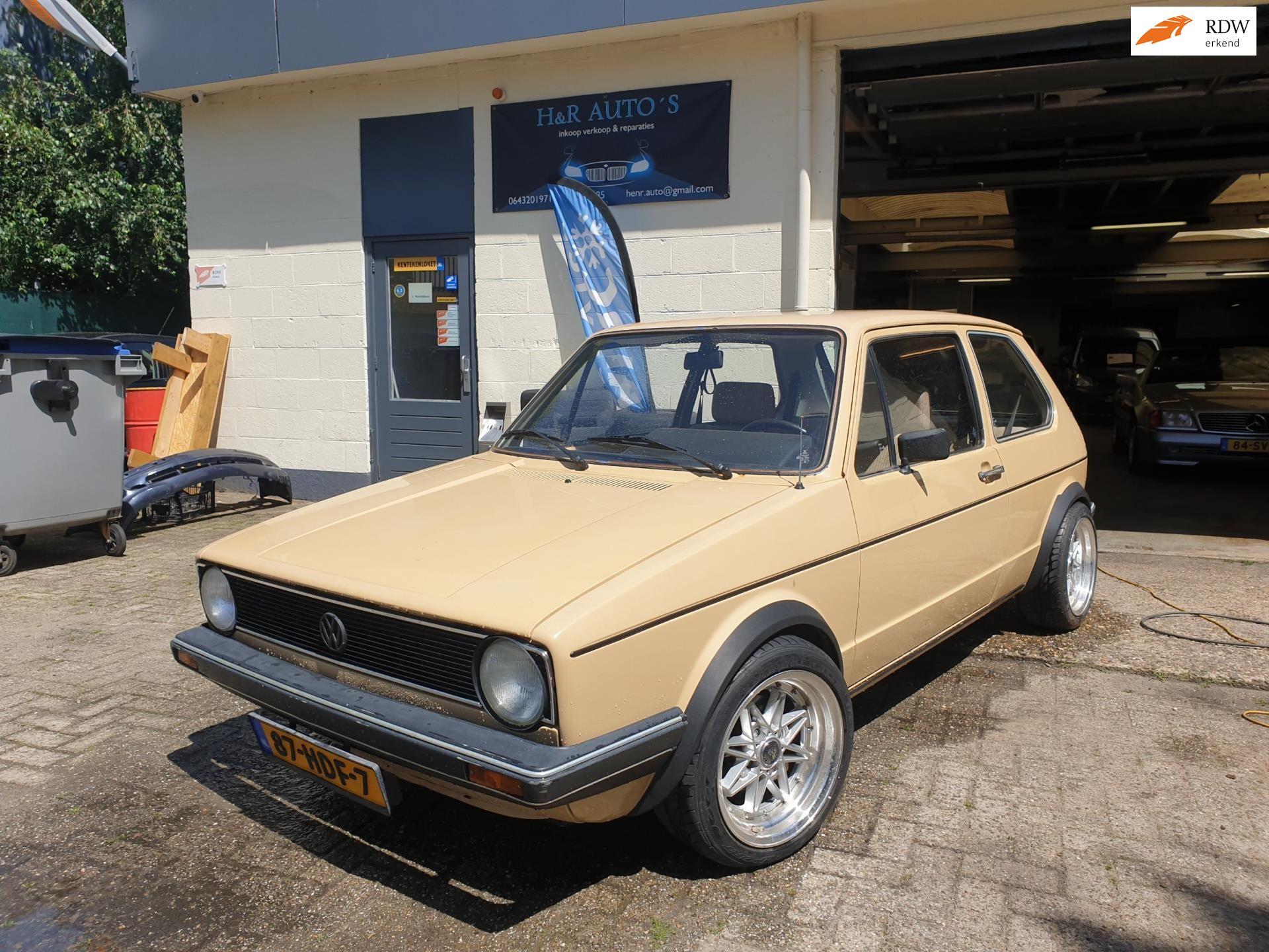 Volkswagen Golf occasion - H&R Auto's