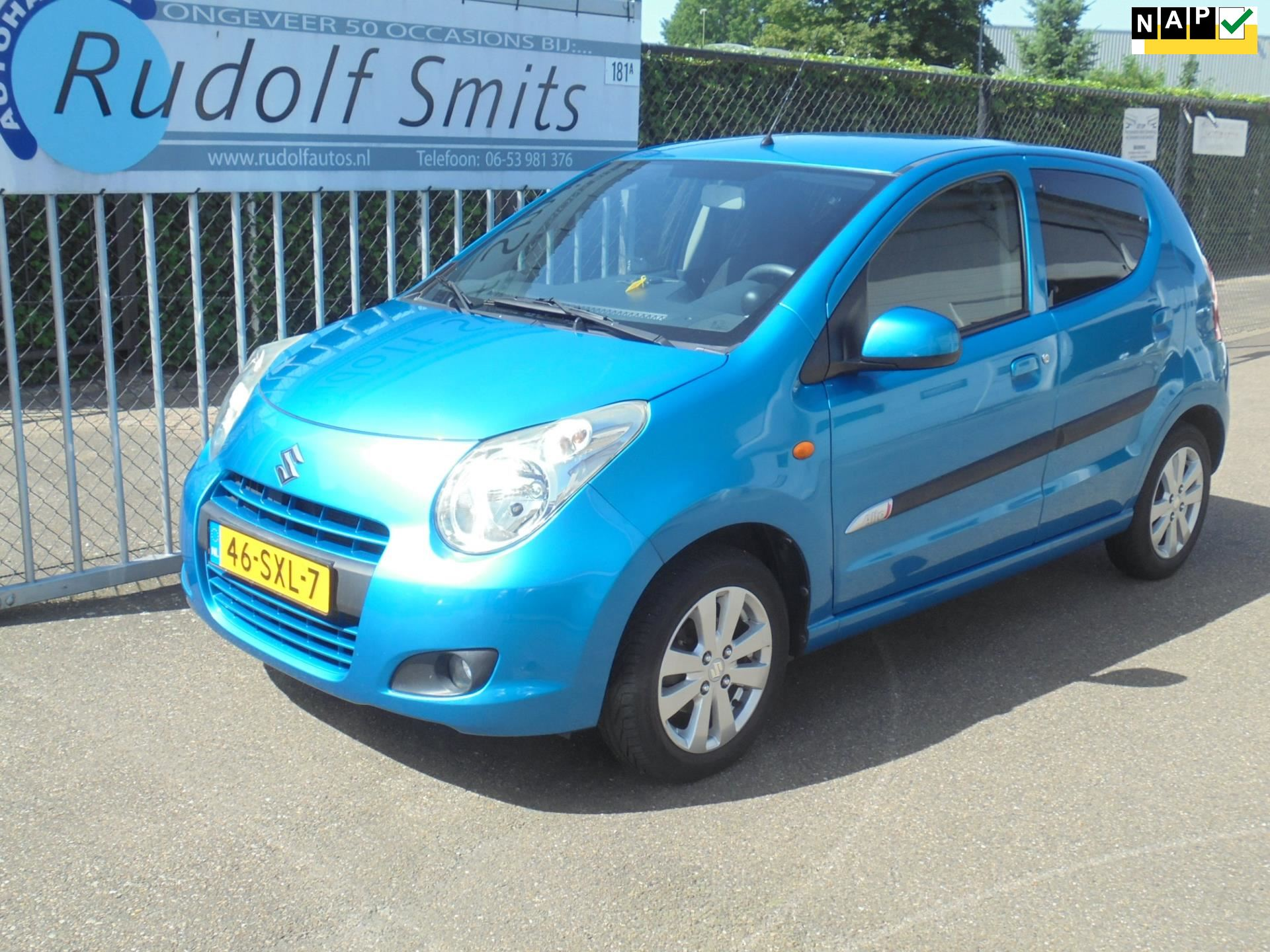 Suzuki Alto occasion - Autohandel Rudolf Smits