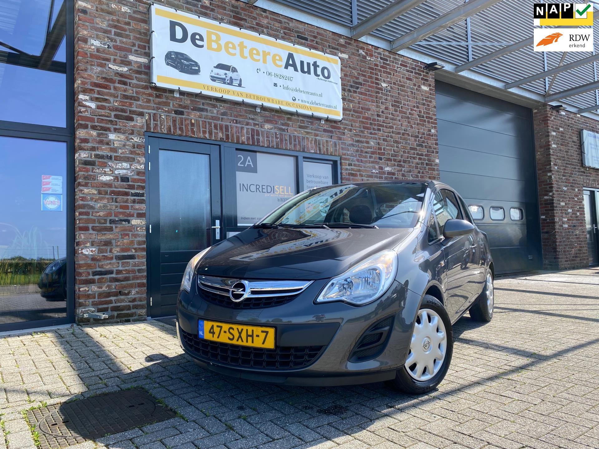 Opel Corsa occasion - DeBetereAuto
