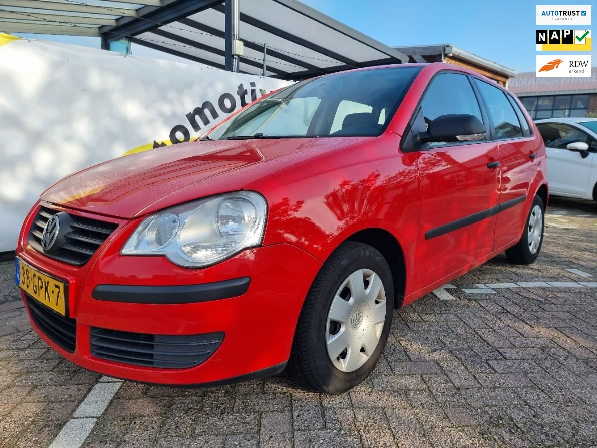 Volkswagen Polo occasion - Automotive-Venray