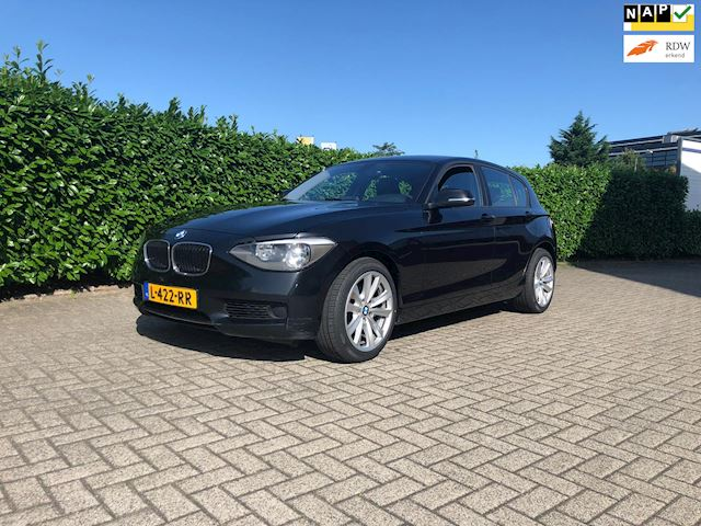 BMW 1-serie 118i Navi Nw Model 170pk 5-deurs