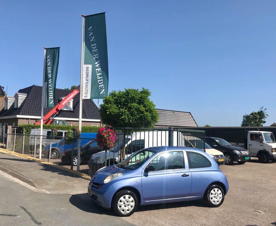 Nissan Micra occasion - Van der Weijden Bedrijfsauto's