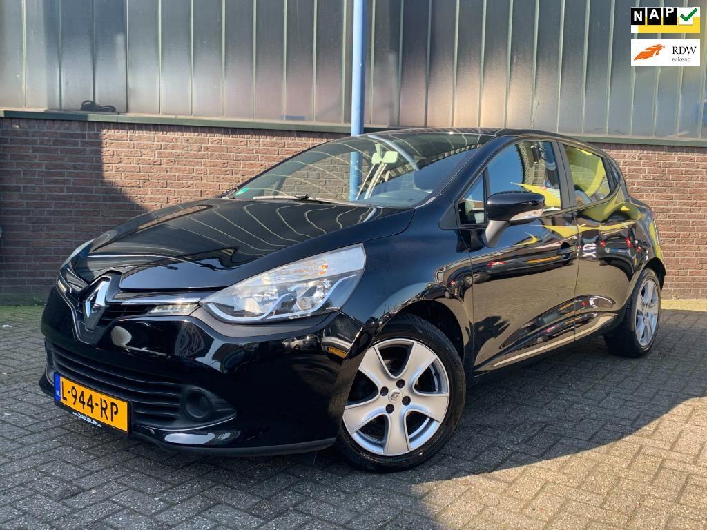 Renault Clio occasion - Dagdelen Auto's