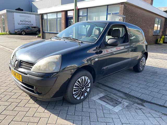 Renault Clio 1.2-16V Authentique Basis