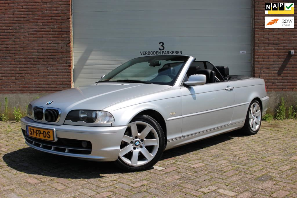 BMW 3-serie Cabrio occasion - Autocasion