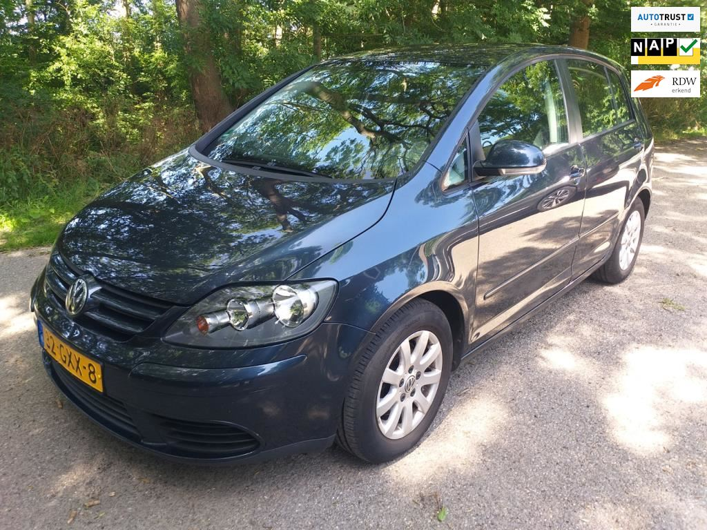 Volkswagen Golf Plus occasion - Jelma Auto's