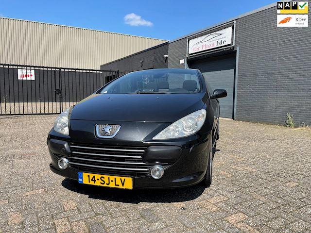 Peugeot 307 CC 2.0-16V Aut. Clima Cruise Navi LM-Wielen PDC APK NAP.