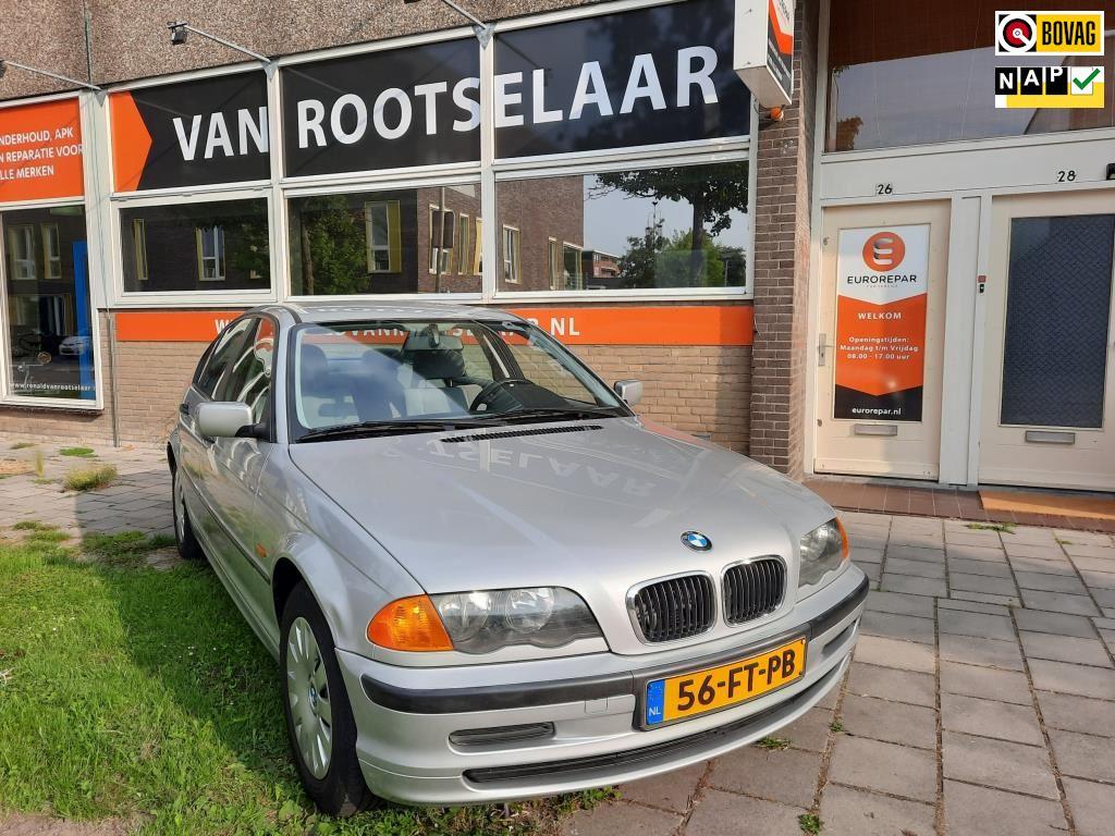 BMW 3-serie occasion - Autobedrijf van Rootselaar