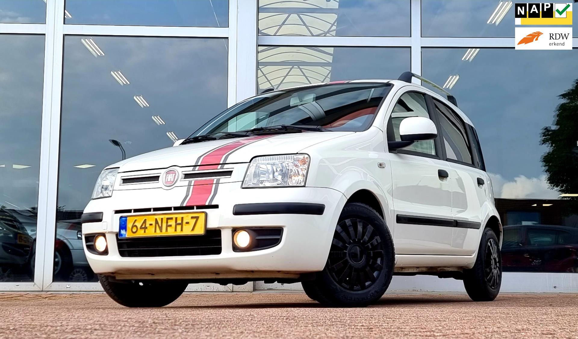 Fiat Panda occasion - van den Boog Automotive