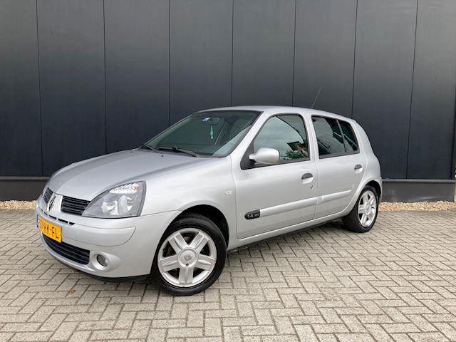 Renault Clio 1.4-16V,AIRCO,5-DEURS,LMV,NAP,TREKHAAK...