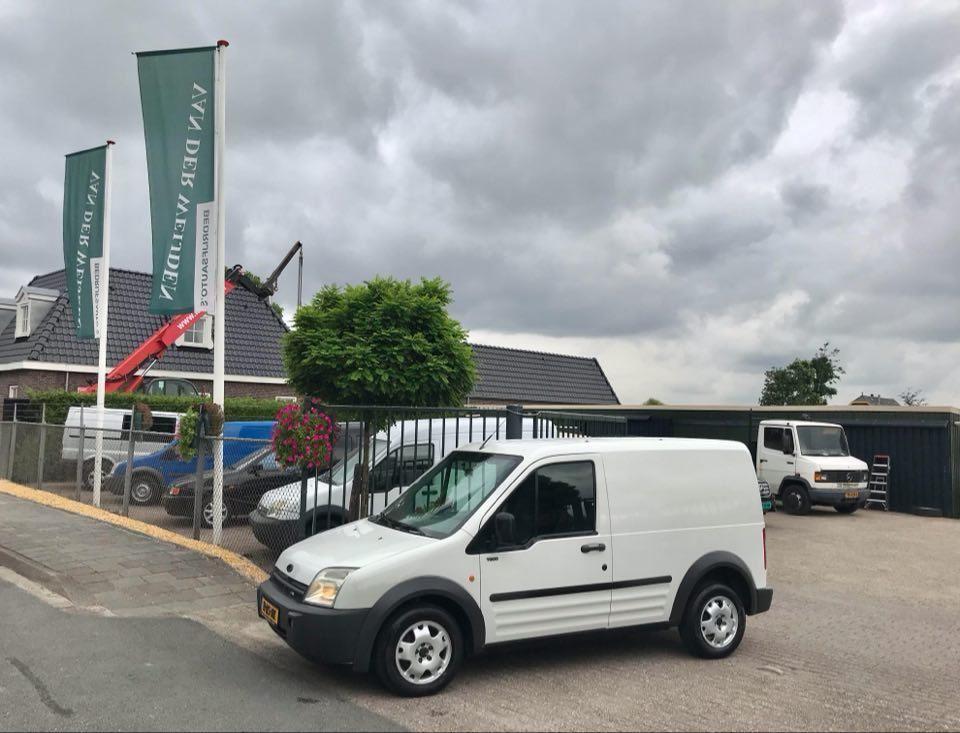 Ford Transit Connect occasion - Van der Weijden Bedrijfsauto's