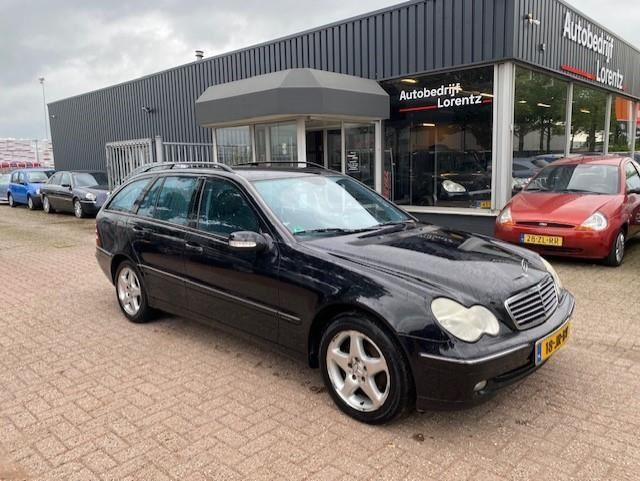 Mercedes-Benz C-klasse Combi occasion - Autobedrijf Lorentz