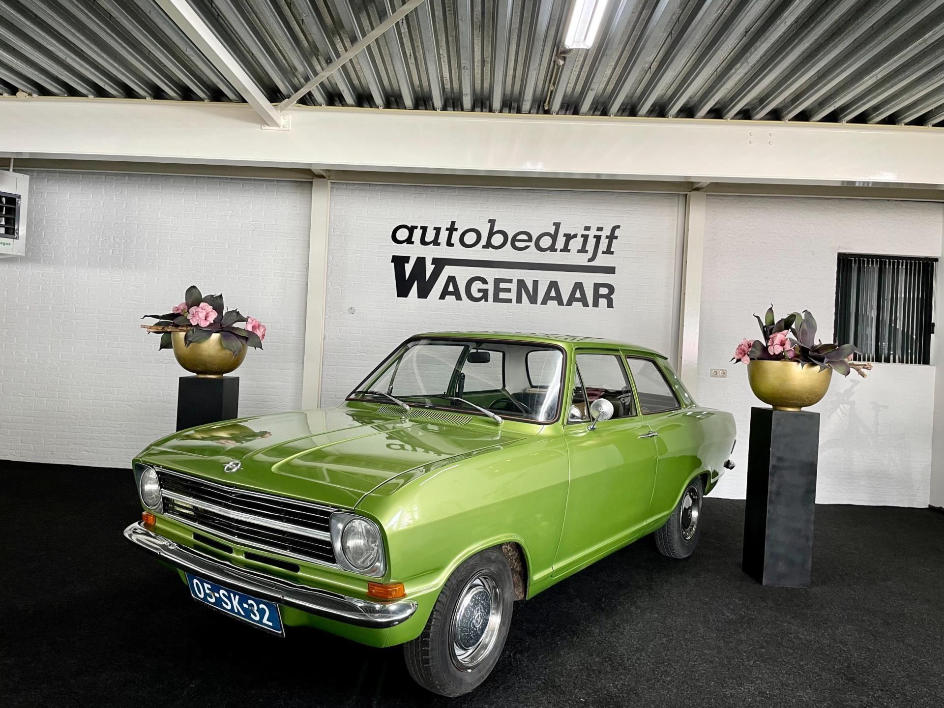 Opel KADETT AUTOMAAT occasion - Autobedrijf Wagenaar