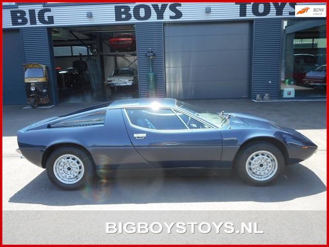 Maserati Merak occasion - Big Boys Toys B.V.