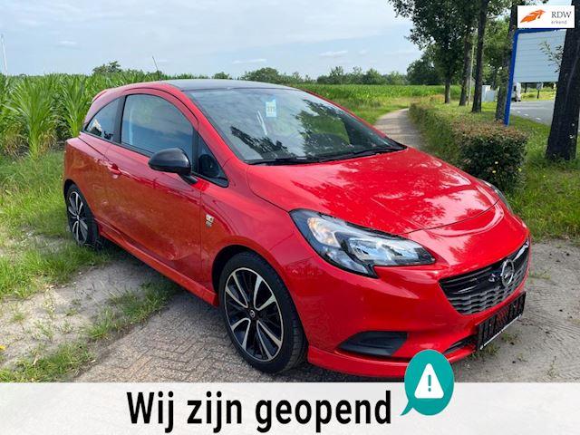 "Opel Corsa 1.4 OPC Line UNIEK IN NL ""Inclusief NL Kenteken"" 1e egenaar"