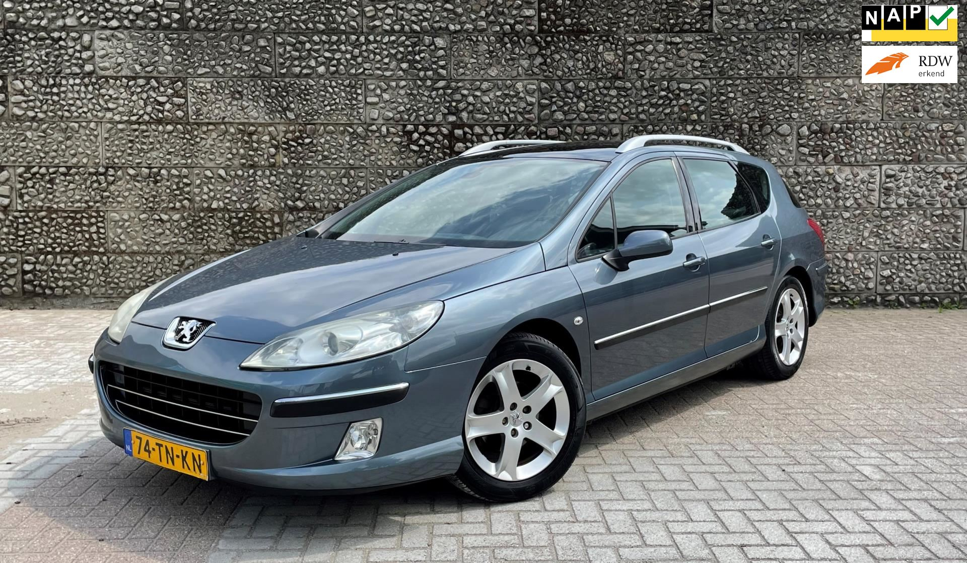 Peugeot 407 SW occasion - Car Trade Nass