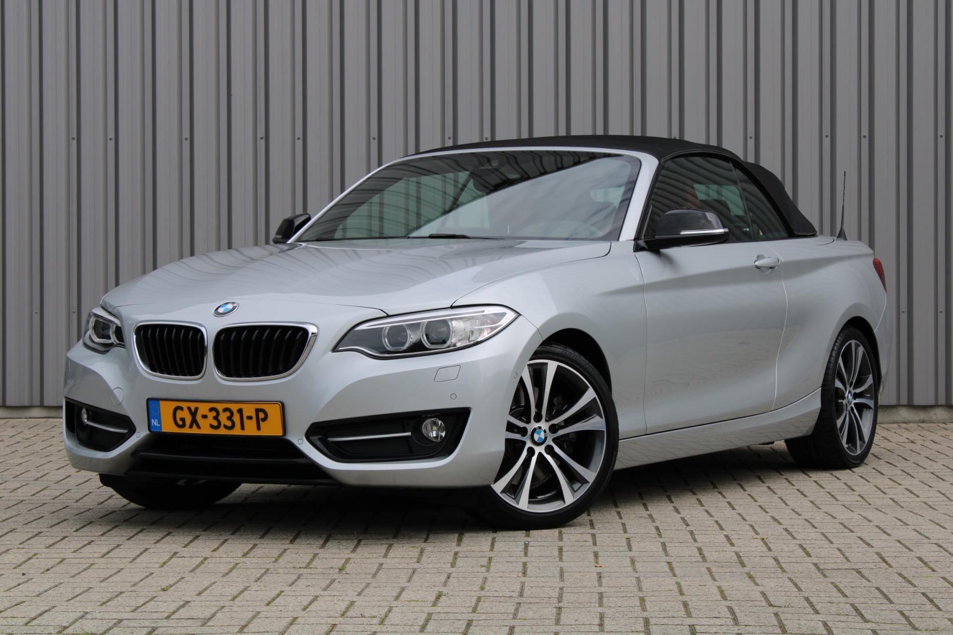 BMW 2-serie Cabrio occasion - Autobedrijf Van De Klundert