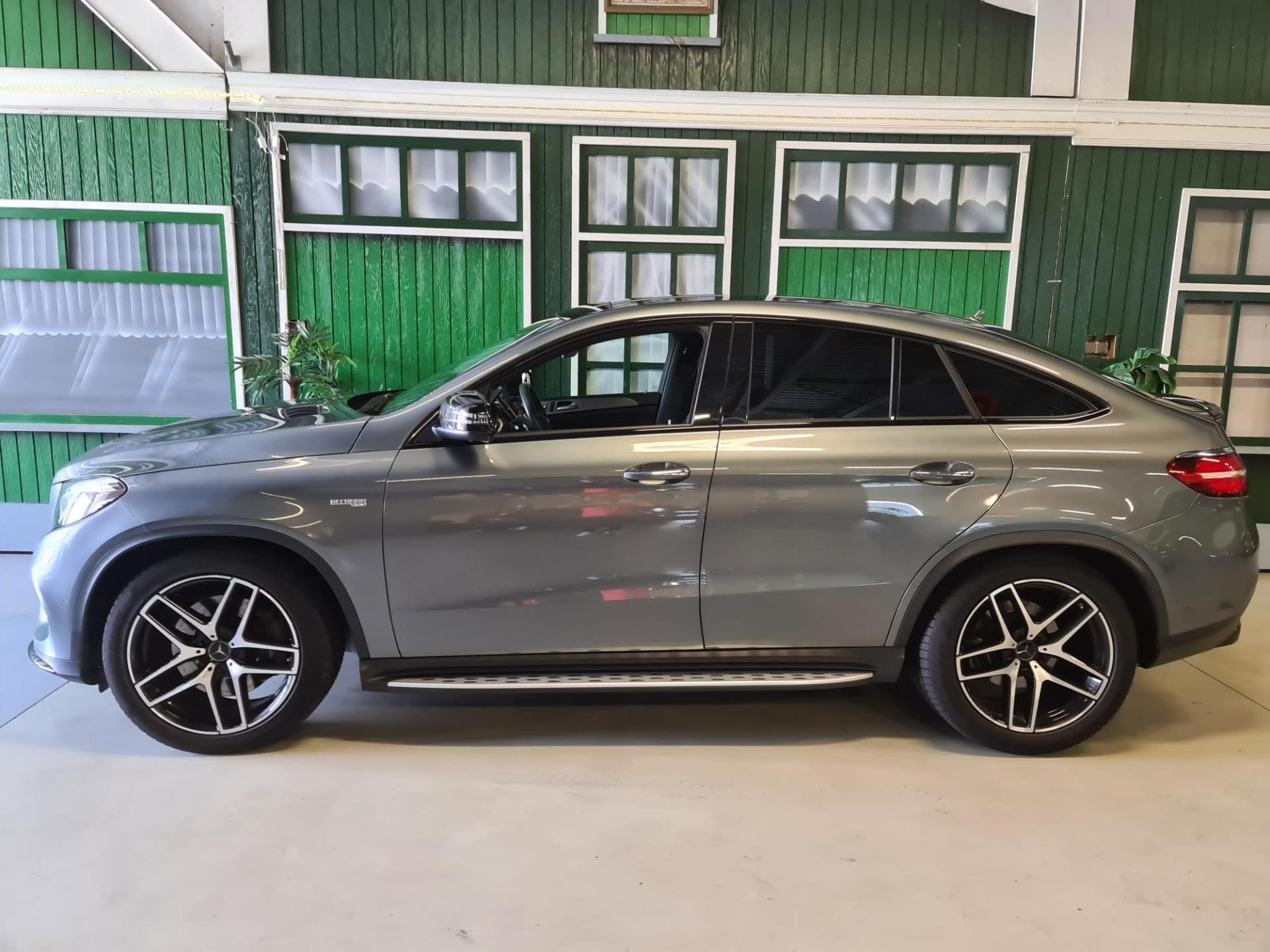 Mercedes-Benz GLE-klasse Coupé occasion - B&M Automotive