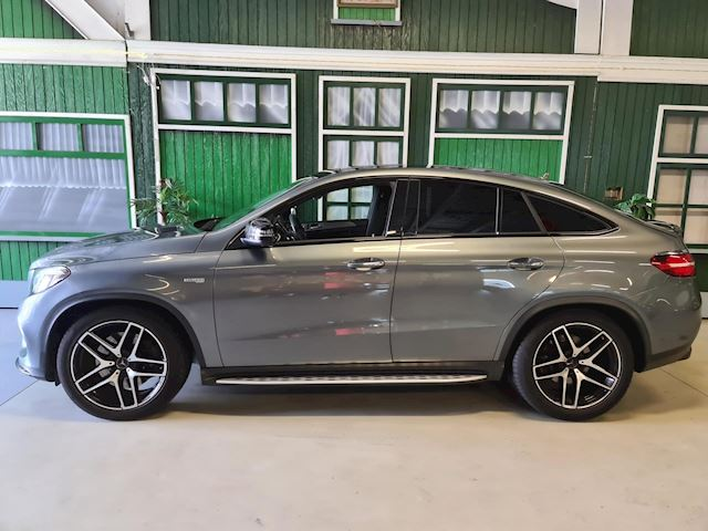 Mercedes-Benz GLE-klasse Coupé 43 AMG 4MATIC Panorama/Heads Up /360 Camera